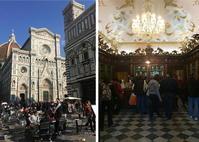 イタリア フィレンツェのサンタ・マリア・ノヴェッラに行ってきました! - PETIT POINT CINQ のプチコラム