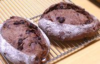 ショコラベリークッペ - ~あこパン日記~さあパンを焼きましょう