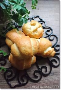 王子が命名した(笑)ぐるぐるパン!なんでそこだけ??? - 素敵な日々ログ+ la vie quotidienne +