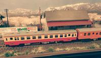ジオラマをレトロ調で撮影 - e-stationショップブログ