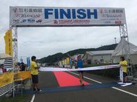 初トライアスロン完走... - 実践・体感系スポーツドクター佐田のブログ