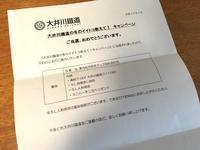大井川鐵道さんから嬉しいお届けもの。 - 子どもと暮らしと鉄道と