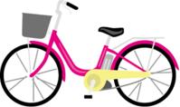 自転車修理(中平) - 柚の森の仲間たち