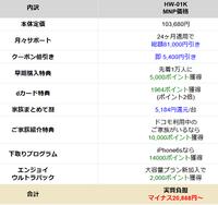 ドコモ版P20 Pro HW-01K発売直前 海外版P20 Pro(L29)の価格相場 - 白ロム転売法