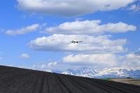 自然のいたずら ~旭川空港~ - 自由な空と雲と気まぐれと ~ from  旭川空港 ~