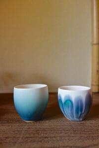「青」という色の効果 - g's style day by day ー京都嵐山から、季節を楽しむ日々をお届けしますー