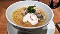 銀座 篝大阪店蛤と牡蠣汐SOBA - 拉麺BLUES