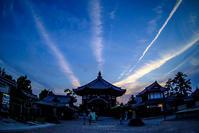 夕暮れ時の南円堂 - noBBy's *PhotoLabo*