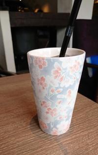 熱々の鉄板にナポリタン+ふわとろ卵・さかい珈琲、千葉市稲毛区にて - カステラさん