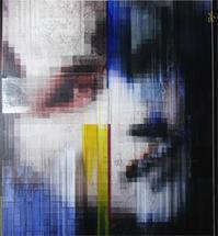 是蘭個展「水の地図」6月14日まで - 原初のキス