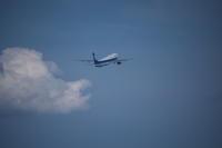 HND - 367 - fun time (飛行機と空)
