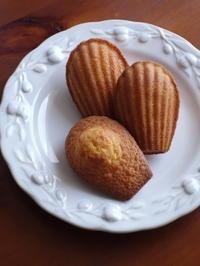 マドレーヌが美味しいお店を御存じありませんか? - Baking Daily@TM5