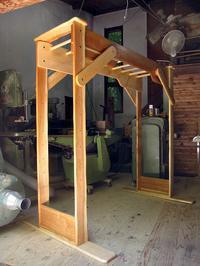 レンタルうんていNタイプW1800×H1800×D1140 No.1577 - MIKI Kota STYLE by Art Furniture Gallery