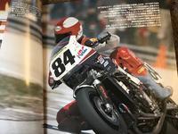 VF750F インターセプターAMAスーパーバイクレプリカスクリーン - God is in the details