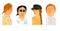 daily drawing   study   - people 03 - - yuki kitazumi  blog