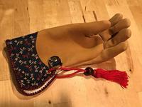 グローブギャラリー-3- 印伝 (glove gallery -3- Inden) - 新米ファルコナー(鷹匠)の随想録