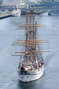太平洋の白鳥・帆船「日本丸」 - 四季彩の部屋Ⅱ