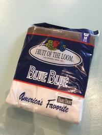 BLUE BLUE / FRUIT OF THE LOOM BLUEBLUE CN 2PACK POCKET T - Safari ブログ