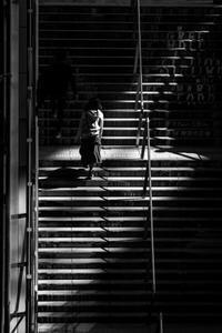 長い階段 - haze's photos