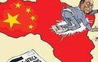 アフリカで 世界で燃え上がる嫌中国主義  - 世界の情報発信XXX