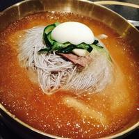 赤坂で韓国料理ランチ♪「チョンギワ」さんでシャリシャリ冷麺 - ハレクラニな毎日Ⅱ