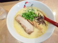 麺屋 丸鶏庵(札幌市西区山の手6条6:2018年97杯目) - eihoのブログ2
