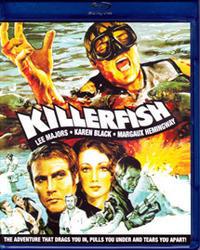 「キラーフィッシュ」 Killer Fish  (1979) - なかざわひでゆき の毎日が映画三昧
