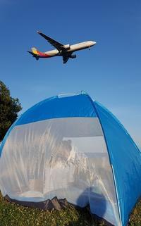 飛行機ウォッチング - View Finder - レンズの向こう側