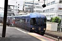 藤田八束の鉄道写真@リゾート列車「まいずる5号」の写真を京都駅で撮影、可愛い「まいずる5号」 - 藤田八束の日記