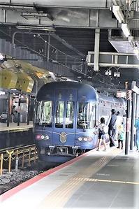 藤田八束の貨物列車写真@京都駅は貨物列車が頻繁に行き交います・・・写真撮るのにベストです - 藤田八束の日記