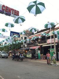 カンボジア旅・シェムリアップで遊ぶ - Da bin ich! -わたしはここにいます-