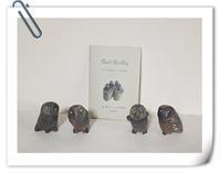 『Owl-Beatles』 - マリカの野草画帖