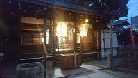菅原神社のホタル - のんここっこぼんこ