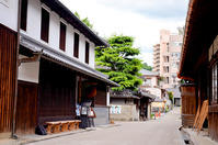 淡彩風景画講座・6月のテーマ「街道を描く」ご紹介 - 絵画教室アトリエTODAY
