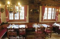 サースフェーでアルペンマカロニの昼食~♫ - アリスのトリップ