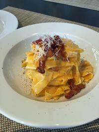 イタリア料理教室生クリームを入れないカルボナーラ - 猫空くみょん食う寝る遊ぶ Part2