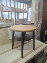 小さいテーブル - TI.クラフト