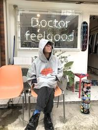 リューアル! 限定 99%is-×DFG PARKA - Doctor Feelgood BLOG