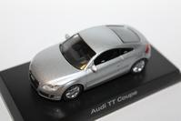 1/64 Kyosho AUDI German Dealer TT Coupe - 1/87 SCHUCO & 1/64 KYOSHO ミニカーコレクション byまさーる