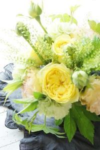 アイロニー花deパリスタイル - お花に囲まれて