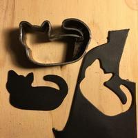 抜き型を作りました - 布と木と革FHMO-DESIGNS(エフエッチエムオーデザインズ)Favorite Hand Made Original Designs