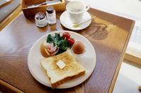 2018.3 早春ソウル  vol.6 ~ソウルカフェでモーニング 「カフェ トースト」 - 晴れた朝には 改
