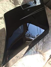 ハーレー バガーキット 塗装&下地処理 - Islandking  custom  works