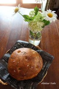 6月のプレレッスン^^ - 小さなパンのアトリエ *Atelier Yuki*  (七ヶ浜パン教室)