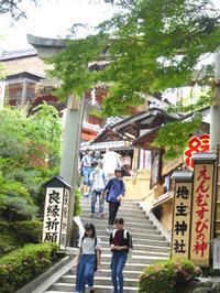 京都初めての一人旅・地主神社前編 - 月の旅人~美月ココの徒然日記~