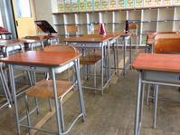 6月11日(月)中学校レッスン〜ご来店♪ - 吹奏楽酒場「宝島。」の日々
