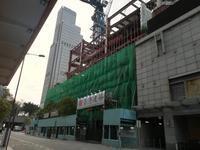MTR@尖東→沙田 - 香港貧乏旅日記 時々レスリー・チャン