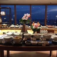 ソウル旅行 19夜のような朝のラウンジ@新羅ホテル - ハレクラニな毎日Ⅱ