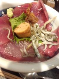 四ツ谷魚魚や 鯛一(ととや たいかず)の日替わり丼 - 東京ライフ