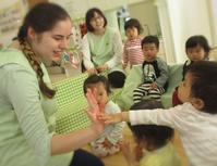 【西新宿】 カリキュラム「英語」 - ルーチェ保育園ブログ  ● ルーチェのこと ●